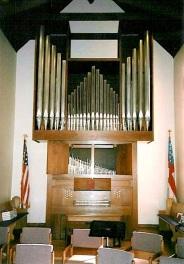 Gress-Miles Organ, 1963