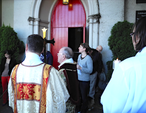 We gather to celebrate the Eucharist Feast each week. It is from that place of healing and wholeness restored that we offer care and sanctuary to those in our neighborhood.